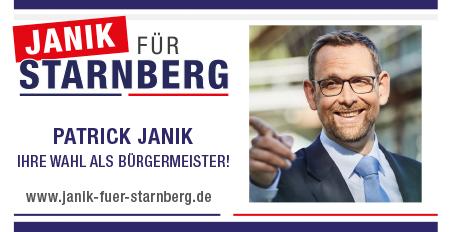 Hier gehts zur Homepage: Janik für Starnberg